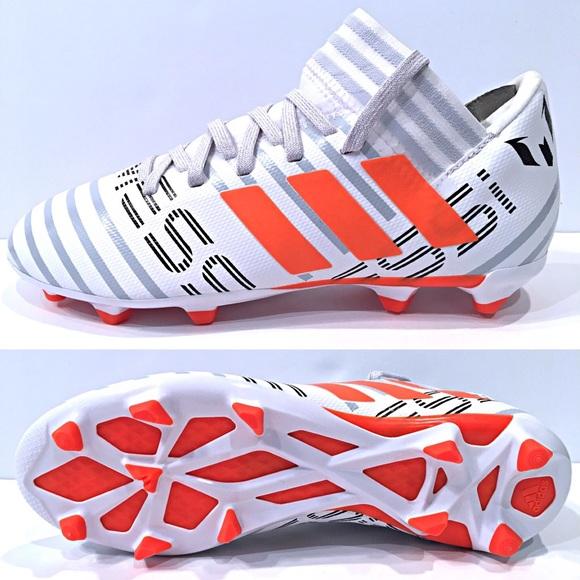 44990f7822b Adidas Nemeziz Messi 17.3 FG J Kids Soccer Cleats
